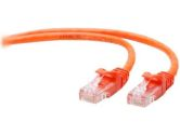 Wirewerks 4FT CAT6 Orange Snagless Patch Cord Stranded 568A/B (Wirewerks: CAT-06AOG004)