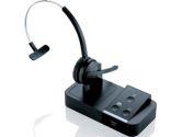 Jabra Pro 9450 Mono Wireless Headset W/INUITIVE TouchPad CONTROLS  450FT Wireless Microsoft Lync (Jabra: 9450-65-507-105)