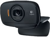 Logitech HD Webcam C525 8MP 720p With Autofocus Microphone USB (Logitech: 960-000714)
