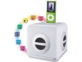 iHome IH15W Stereo LED Color Changing Speaker System W/ Built -IN Subwoofer for iPod (iHome: IH15W)