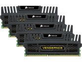 Corsair CMZ32GX3M4X1866C10 Vengeance 32GB 4X8GB DDR3-1866 CL10-11-10-30 Quad Channel Memory Kit (Corsair: CMZ32GX3M4X1866C10)