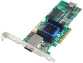 Adaptec RAID 6445 6GB/S SATA/SAS 8-PORT  W/ 512MB Cache Memory Controller CARD  OEM (Adaptec: 2270200-R)