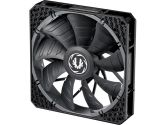 Bitfenix Spectre Pro BFF-SPRO-14025KK-RP All Black 140MM Case Fan 1200 RPM 86.73 CFM 22.8 dbA (BitFenix: BFF-SPRO-14025KK-RP)