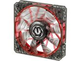 Bitfenix Spectre Pro BFF-LPRO-12025R-RP 120MM Red LED Case Fan 1200 RPM 56.22 CFM 18.9 dbA (BitFenix: BFF-LPRO-12025R-RP)
