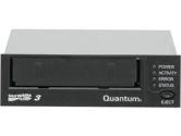 Quantum EC-LLDAA-YF-B Black 800GB LTO Ultrium 3 Tape Autoloader Model B w/ Barcode Reader (Quantum: EC-LLDAA-YF-B)