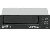 Quantum EC-LLDAA-YF-B Black 800GB LTO Ultrium 3 Tape Autoloader Model B w/ Barcode Reader (Quantum: EC-LLDAA-YF-B)