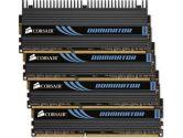 Corsair XMS3 Dominator DHX+ 32GB 4X8GB DDR3-1600 CL10-10-10-27 XMP Quad Channel Memory Kit (Corsair: CMP32GX3M4X1600C10)