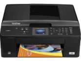 Brother MFC-J425W Wireless Multifunction Color Inkjet Printer Scanner Copier Fax 33PPM 26PPM (Brother: MFCJ425W)