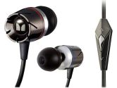 Monster Turbine Mobile High Performance In-Ear Speakers With Controltalk Black (Monster Cable: 132709)