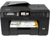Brother MFC-J6710DW MultiFunction Color Inkjet Printer - 35ppm, 6000 x 1200 dpi, USB, Duplex, WiFi (Brother: MFCJ6710DW)