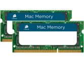 Corsair Apple 16GB 2X8GB DDR3-1333 204PIN SODIMM Memory Kit Apple iMac Macbook and Macbook Pro (Corsair: CMSA16GX3M2A1333C9)