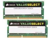 Corsair CMSO16GX3M2A1333C9 16GB 2X8GB DDR3-1333MHZ 204PIN SODIMM Memory Kit (Corsair: CMSO16GX3M2A1333C9)