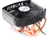 Zalman CNPS8000B Pure COPPER/ALUMINUM Heatpipe CPU Cooler 92MM LGA1156 1155 1366 775 AM3 AM2+ AM2 (ZALMAN TECH: CNPS8000B)