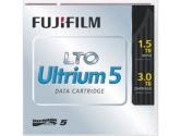 LTO 5 Ultrium Backup Tape 1.5 TB/3.0 Tb (FUJI PHOTO FILM: 16008030)