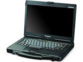 Panasonic CF53 MK1 Intel I5-2520M 2.5GHZ 14INCH NON-TOUCH 4GB 320GB HDD DVDRW Vpro RJ11USB3.0 WIN7 (Panasonic Toughbook: CF53AAGHYDM)