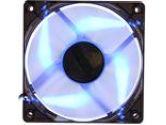 Prolimatech PRO-BV12LED Blue LED Case Fan (Prolimatech Inc.: PRO-BV12LED)