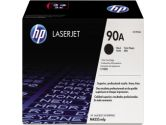 HP 90A Black Toner Cartridge With Smart Printing Technology (HP Printers and Supplies: CE390A)