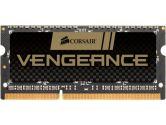 Corsair Vengeance CMSX8GX3M1A1600C10 8GB 1X8GB DDR3-1600 CL10-10-10-27 204PIN SODIMM Memory (Corsair: CMSX8GX3M1A1600C10)