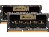 Corsair Vengeance CMSX16GX3M2A1600C10 16GB 2X8GB DDR3-1600 CL10-10-10-27 204PIN SODIMM Memory Kit (Corsair: CMSX16GX3M2A1600C10)