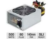COOLMAX ZX Series ZX-500 500W Power Supply (CoolMax: ZX-500)
