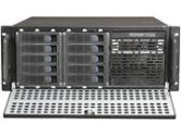 Norco 4U Rackmount Chassis With 10 Hot Swappable Drive Bays (Norco Technologies Inc.: RPC-450TH)