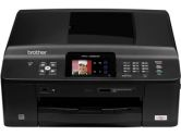 Brother MFCJ625DW All-in-One Color Inkjet Printer - 27ppm Color, 35ppm Black, 6000 x 1200 dpi, Touchscreen LCD Display, USB 2.0, Ethernet, WiFi, PictBridge, Fax, Copy, Scan (Brother (Canada): MFCJ625DW)