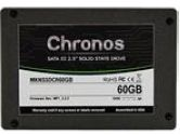 Mushkin Chronos 60GB 2.5IN SATA3 SandForce SF-2281 SSD Solid State Disk Flash Drive (Mushkin Enhanced: MKNSSDCR60GB)