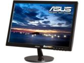 ASUS VS198D-P 19IN Widescreen LED Backlit LCD Monitor Black 1440X900 5ms 50M:1 D-Sub (ASUS: VS198D-P)