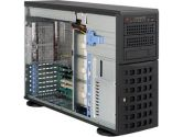 Supermicro Chassis SC745TQ-R920B 4U Tower 8XSAS Hot-Swap 1X5.25 920W Black (SuperMicro: CSE-745TQ-R920B)