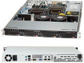 Supermicro 6017R-TDF 1U Xeon E5 2XLGA2011 C606 Rdimm 4SATA PCIe IPMI 2GBE 400W Redun (SuperMicro: SYS-6017R-TDF)