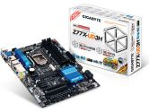 Gigabyte Z77X-UD3H ATX LGA1155 Z77DDR3 3PCI-E16 3PCI-E1 HDMI CrossFireX/SLI SATA3 USB3.0 Motherboard (Gigabyte: GA-Z77X-UD3H)