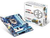 Gigabyte H77M-D3H mATX LGA1155 H77 DDR3 2PCI-E16 1PCI-E1 HDMI CrossFireX SATA3 USB3.0 Motherboard (Gigabyte: GA-H77M-D3H)