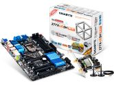 Gigabyte Z77X-UD5H ATX LGA1155 Z77DDR3 3PCI-E16 3PCI-E1 HDMI CrossFireX/SLI SATA3 USB3.0 Motherboard (Gigabyte: GA-Z77X-UD5H)