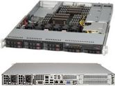 Supermicro 1027R-WRF 1U Xeon E5 2XLGA2011 C606 Rdimm 8SAS/SATA 2.5IN 2PCIE IPMI 4GBE 700w Redun (SuperMicro: SYS-1027R-WRF)