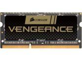 Corsair Vengenance CMSX4GX3M1A1600C9 4GB DDR3-1600 SODIMM CL-9-9-9-24 1.5V Memory (Corsair: CMSX4GX3M1A1600C9)