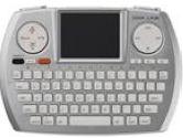 Interlink Electronics VP6366 Silver RF Wireless Touchpad Keyboard (Interlink Electronics: VP6366)