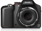 Kodak 1773662 Black 12.0 MP 28mm Wide Angle Digital Camera (Kodak: 1773662)