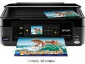 Epson Stylus NX430 Wireless All-In-One Inkjet Printer Refurbished - 6.2 ISO ppm Black, 3.2 ISO ppm Color, 5760 x 1440 dpi (Epson: C11CB22201-N)