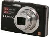 Panasonic DMC-SZ1 Black 16.1 MP 25mm Wide Angle Digital Camera (Panasonic: DMC-SZ1k)