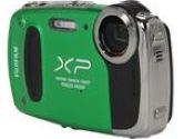 FUJIFILM XP50 Green 14.4 MP Waterproof Shockproof Wide Angle Digital Camera (FUJIFILM: 16233439)