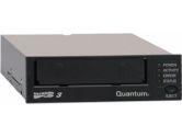 Quantum TC-L33CX-EY-B Black 800GB LTO Ultrium 3 Tape Drive, Half Height, Single, Model B, 1U Rackmount (Quantum: TC-L33CX-EY-B)