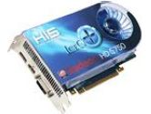 HIS Radeon HD 5750 H575Q1GD Video Card with Eyefinity (Hightech Information System Ltd.: H575Q1GD)