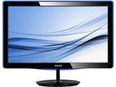 Philips E-LINE 23.6IN Widescreen LED Backlit LCD Monitor Black 1920X1080 5MS DVI VGA (PHILIPS: 247E3LSU/27)