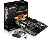 ASRock Z77 EXTREME6 ATX LGA1155 DDR3 CrossFireX 3PCI-E16 1PCI-E1 2PCI SATA3 DP USB3.0 Motherboard (ASRock: Z77 Extreme6)