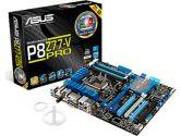 ASUS P8Z77-V Pro LGA1155 Z77 DDR3 SLI 3PCI-E16 2PCI-E1 2PCI SATA3 DisplayPort USB3.0 Motherboard (ASUS: P8Z77-V Pro)