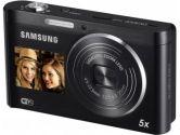 Samsung DV300F Black 16MP 4.5-22.5MM 5x Zoom 3.0IN LCD 720p Digital Camera (Samsung Consumer Electronics: EC-DV300FBPBCA)