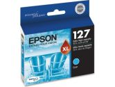 Extra High Capacity Cyan Ink Cartridge (Epson Printer Supplies: T127220)