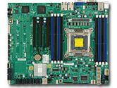 Supermicro X9SRI-F Xeon E5 LGA2011 C602 Rdimm 10SATA 3PCIE 2GBE IPMI Video ATX Motherboard (SuperMicro: MBD-X9SRi-F-O)