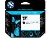 HP 761 Mte BLK/MTE Blk Inkjet Printhead (HP Printers and Supplies: CH648A)