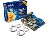 ASUS P8Z77-I Deluxe mITX LGA1155 Z77 DDR3 1PCI-E16 SATA3 DVI HDMI DisplayPort USB3.0 Motherboard (ASUS: P8Z77-I Deluxe)